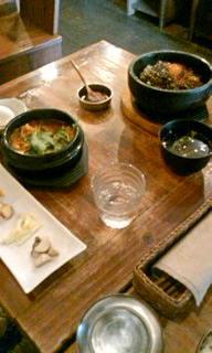 石焼チゲラーメン+ご飯