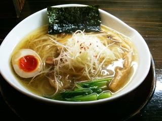 近江塩鶏麺