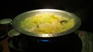 名物博多鶏鍋