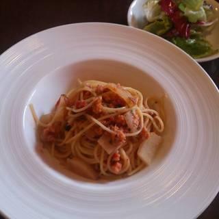 スパゲッティランチ