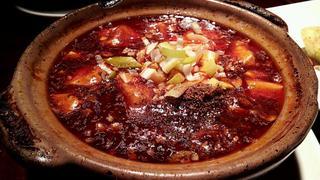 西安山椒の効いた張家特製マーボー豆腐