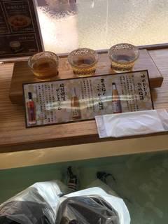 梅酒利き酒セット