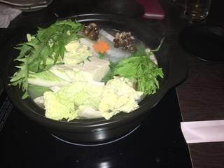 宮崎地鶏水炊き鍋