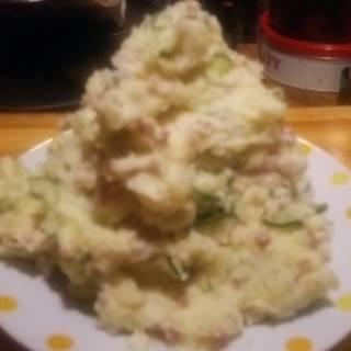 オリーブオイルのポテトサラダ