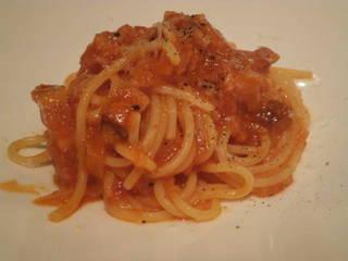 フレッシュトマトのスパゲティーニ