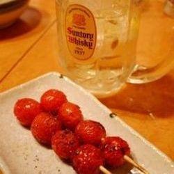 プチトマト串