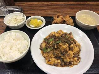 香る四川麻婆豆腐セット