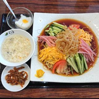 中華冷麺 定食
