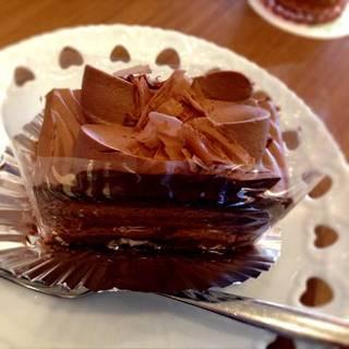 ミルクチョコケーキ