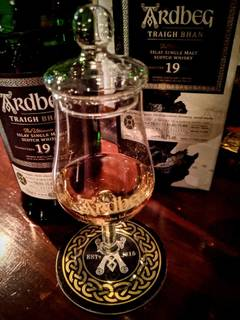 Ardbeg Traigh Bhan 19 Years Old