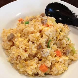 日替炒飯定食(叉焼)
