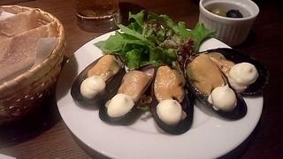ムール貝のアリオリソース