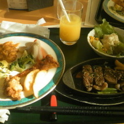 シーサイドホテル 舞子ビラ神戸 テラスレストラン サントロペ