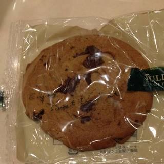 ダークチョコレートチャンククッキー