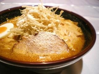 特製味噌チーズラーメン