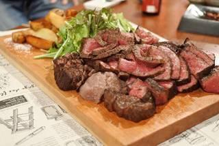 鹿児島県産黒毛和牛塊肉ステーキ