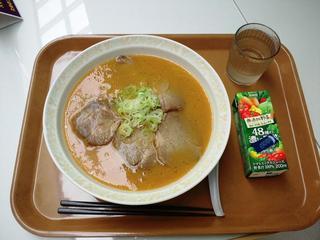 チャーシュー麺 味噌
