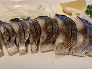炙りしめ鯖