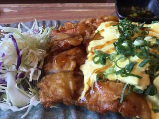 塩水漬け鶏もも肉のチキン南蛮