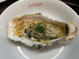 焼き牡蠣アンチョビバター