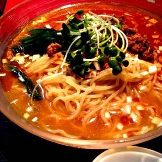 麺 セット(担担麺)