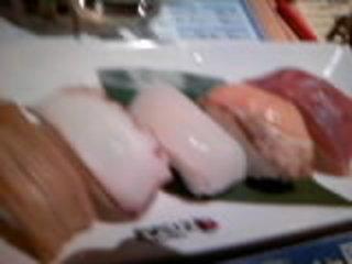 にぎり寿司(5貫)