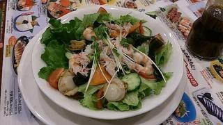 海の幸サラダ