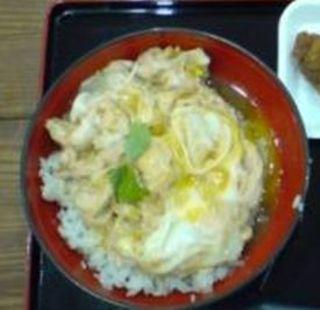 香草美水鶏 親子丼