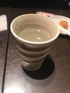 焼酎お湯割り(麦)