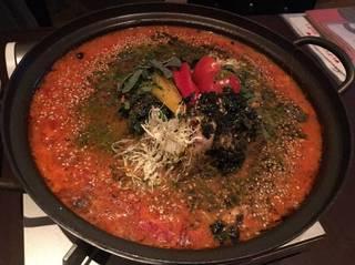 トマトの参鶏湯