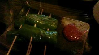 野菜ピーマン