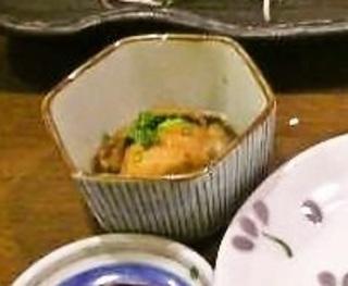 本日の小鉢