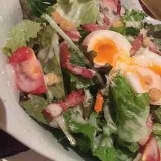 トマトアボカドの野菜サラダ