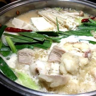 【軽く食べながら宴会に】鍋付き全9品「綾-AYA-コース」2時間飲み放題