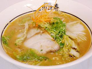 味噌スタミナラーメン