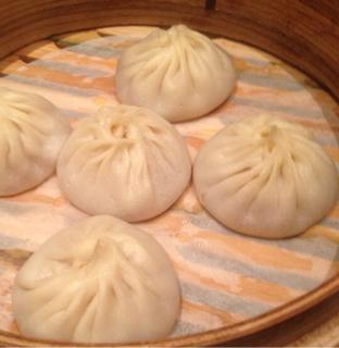 上海名物 焼小籠包