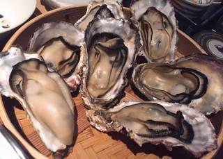 牡蠣セイロ蒸し