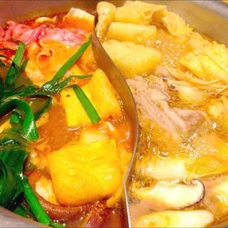 すき焼き&完熟トマト鍋