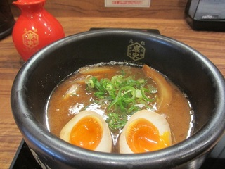 特製味噌つけ麺