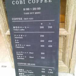 COBI COFFEE AOYAMA