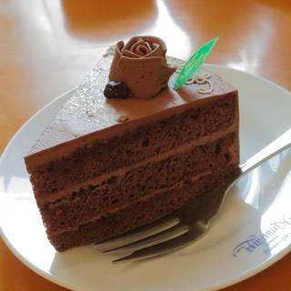 チョコのバタークリーム
