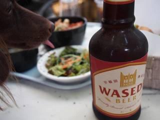 早稲田地ビール