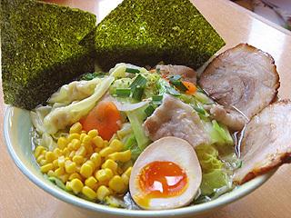 ザ・千成麺+DXトッピング