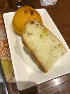 自家製パン2種