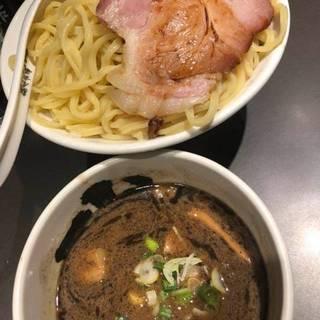 相傅つけ麺 黒