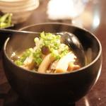 きのこ3種と揚げだし豆腐