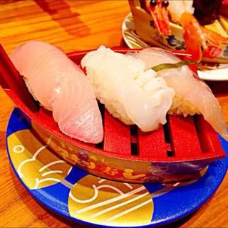 海鮮3種盛り