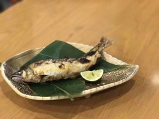 天然鰻の塩焼き
