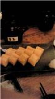 秋田比内地鶏卵の出し巻き玉子