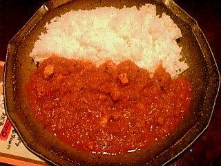 曼荼羅カレー